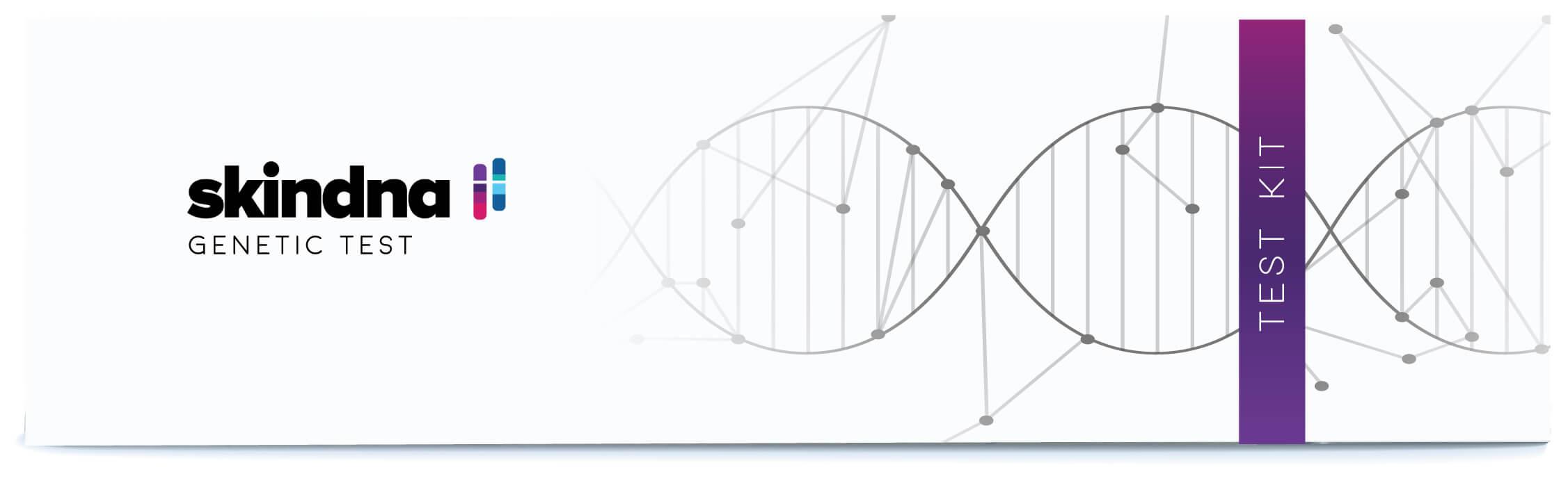 SkinDNA Genetic Test Kit