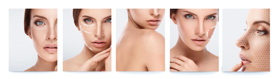 SkinDNA Test Categories