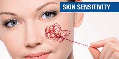 Skin Sensitivity and Inflammation