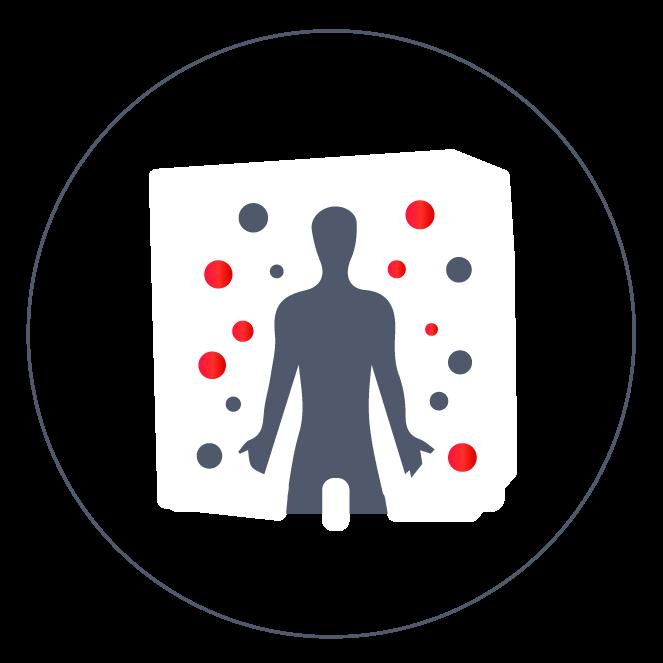 Inflammation causes Environmental Sensitivity